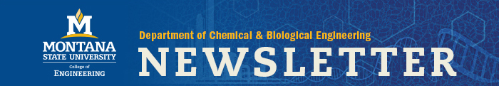 Department of Chemical and Biological Engineering Newsletter